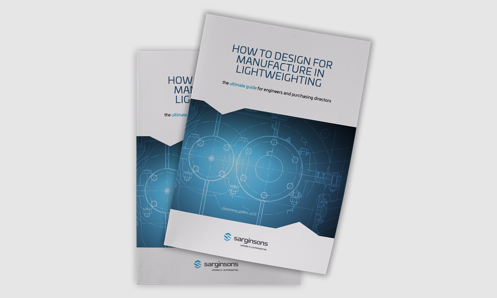 How to Design for Manufacture in Lightweighting
